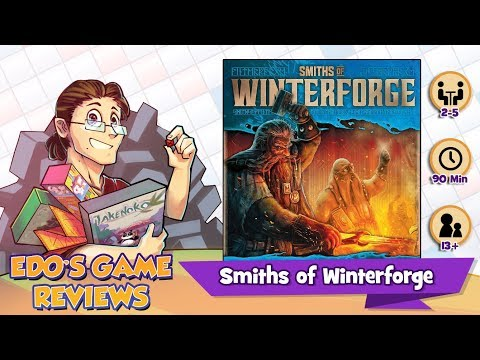 Edo's Smiths of Winterforge Review