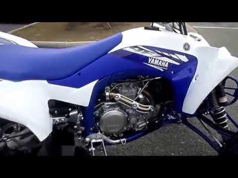 2017 Yamaha YFZ450R in Greenville, North Carolina