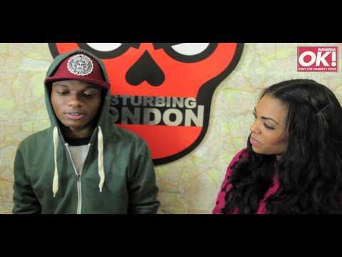 WizKid's Interview with OK! Nigeria TV 2013