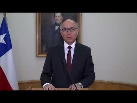 VIDEO Saludo Canciller Día Europa 2020