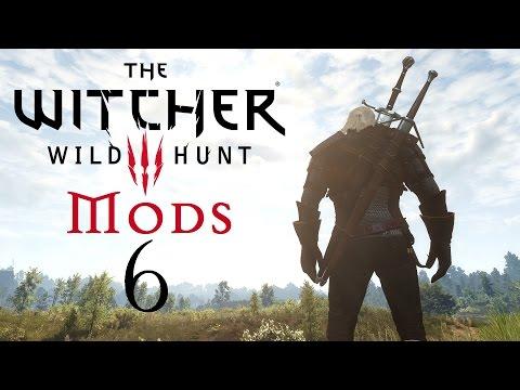 The Witcher 3 Wild Hunt Walkthrough - WITCHER 3 MODS #2