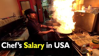 Chef Jobs in USA | Chef Visa, Salary, lifestyle in USA | Best Indian restaurant in Kansas City
