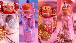 DIY Gift Idea| Mini Bottle Necklace| Valentines Day, Anniversary, Birthday...etc...