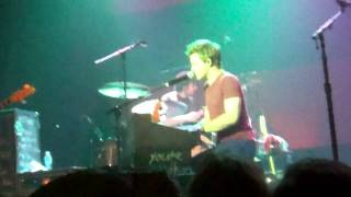 Hunter Hayes new song Where We Left Off live at The NorVa on February 16th 2012