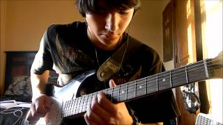 """Art Of Dying """"Sorry"""" Guitar cover By: JV."""