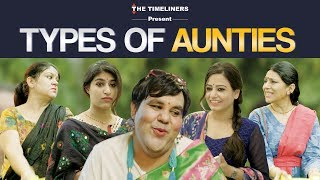 Types Of Aunties   The Timeliners