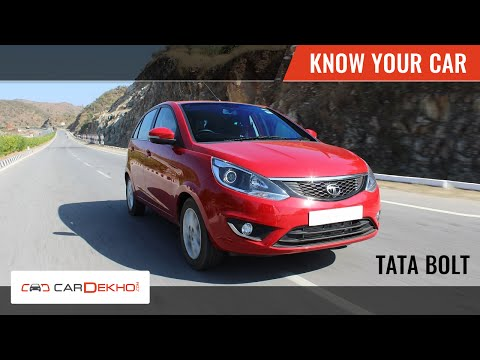 Know Your Tata Bolt | Review of Features | CarDekho.com