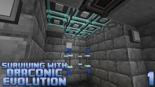 Surviving With Draconic Evolution :: E03 - Energy Storage
