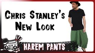 Harem Pants: Chris Stanleys New Look