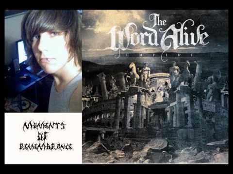 The Word Alive - Casanova Rodeo (vocal cover by: Kody Richardson)