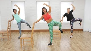10-Minute Leg-Toning Barre Workout by POPSUGAR Fitness