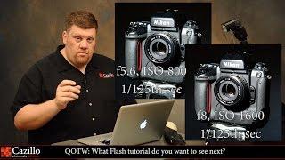 Ultimate Flash Photography Exposure Tutorial
