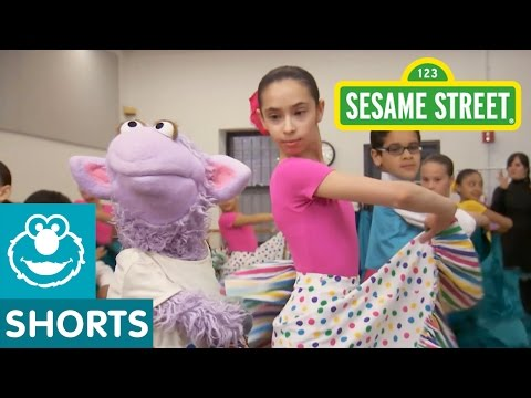 Sesame Street: Murray Goes to Flamenco School