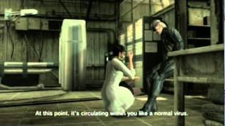 Metal Gear Solid 4 (Part 13-Snake's Foxdie)