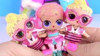 Куклы Лол Сюрприз! Старые и Новинки Surprise Lol Мультик! Видео для детей! Хетчималс мультик