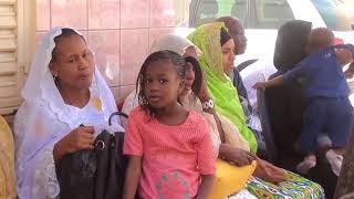 Thies Condoléances : L'ancien Ministre D'Etat Abdoulaye Diop
