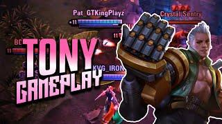 TONY GAMEPLAY