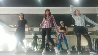 Que Me Baile   ChocQuibTown, Bekcy G Zumba Choreography By Maria Studio