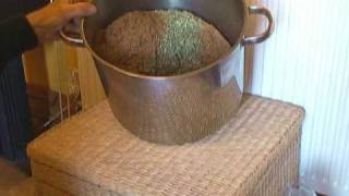Making and Taking Ayahuasca - a Shamans Life - by Youtubeshaman.com