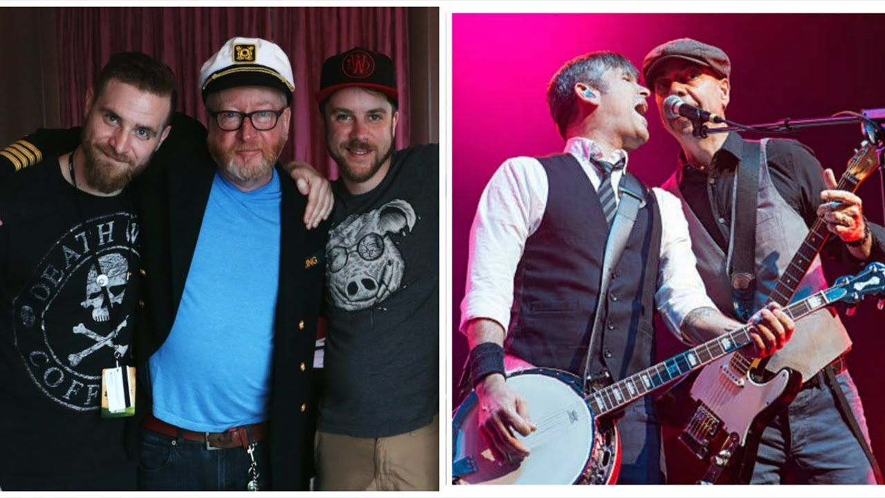 Cover image for #50 - FLOGGING MOLLY - DENNIS CASEY AND MATT HENSLEY