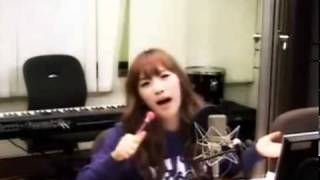 SNSD Taeyeon sings 2NE1 Let's Go Party