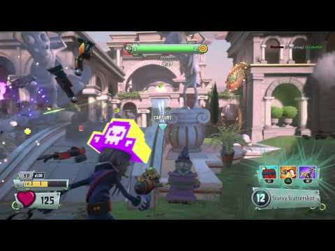 Plants vs Zombies Garden Warfare 2 Walkthrough - Plants vs