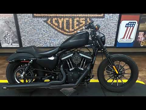2011 Harley-Davidson Sportster Iron 883