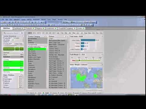 QlikView Training: QlikView Designer Course - YouTube