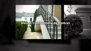 Maison T5 à vendre, Tours (37), 275000€