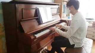 이루마(Yiruma) - Sunset bird [Piano cover]
