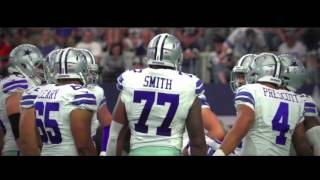 #FinishThisFight - Tyron Smith