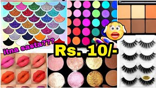 Cheapest Makeup Wholesale Market in India | Kolkata | Swiss Beauty, Mars, Hillary Rhoda - Download this Video in MP3, M4A, WEBM, MP4, 3GP