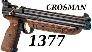 Пневматический пистолет American Classic 1377 от компании CO2 - магазин оружия без разрешения - видео 2
