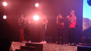 Backstreet Boys - Show Me the Meaning of Being Lonely, Auckland Vector Arena 2015