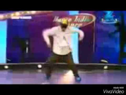 Sam Slowmatrix Dance India Dance Season-4 Audition