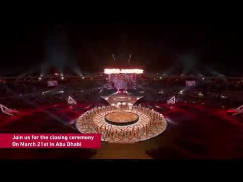 Highlights from the Special Olympics World Games Abu Dhabi 2019