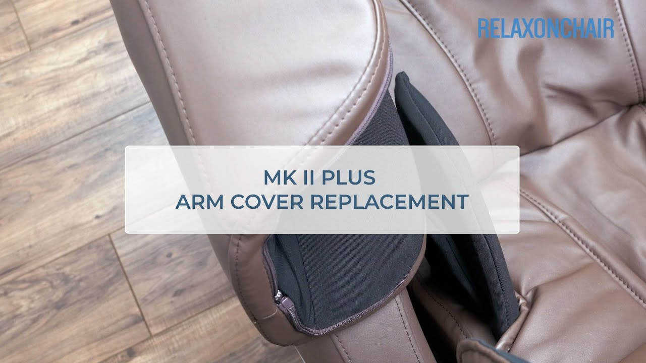RELAXONCHAIR-mk-ii-plus-Massage-Chair-arm-cover-replacement