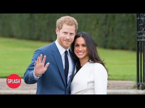 Lifetime Making Prince Harry and Meghan Markle Movie | Daily Celebrity News | Splash TV