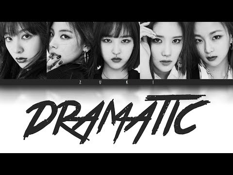 Dramatic (드라마틱) - BVNDIT (밴디트) [HAN/ROM/ENG COLOR CODED LYRICS]
