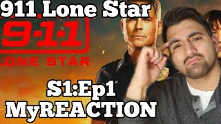 """911 Lone Star Season 1 Episode 1 """"It's Time To Get Out Of Town"""" 