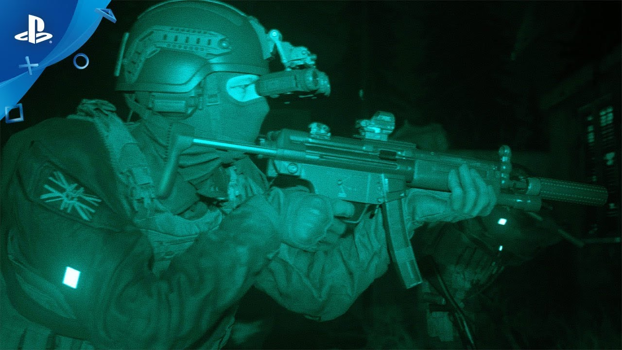 A Activision e a Infinity Ward Anunciam Call of Duty®: Modern Warfare®