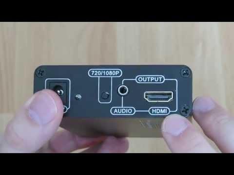 SNES an Fernseher per HDMI Kabel Scartkabel Cinchkabel Antennenkabel anschließen TV Kabel
