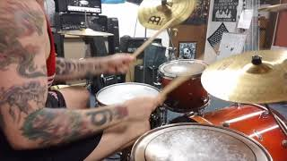 Every Time I Die - Pigs is Pigs (Drum Cover)