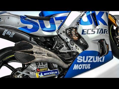 MotoGP2020 動画で見るスズキEcstar体制発表動画