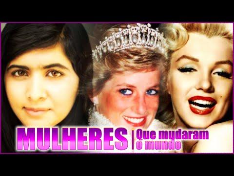 Mulheres que mudaram o mundo *Inscreva-se*