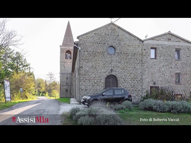 La Montagna di Assisi