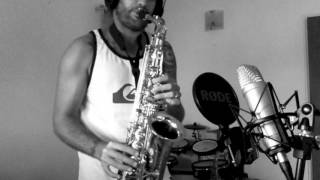 From now on - Jimmy Sax Impro Live  (extract from Worakls)