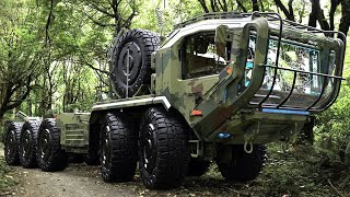 10 Most Incredible Military Trucks In The World