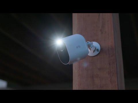 Arlo Essential XL Spotlight Camera VMC2032 (1920 x 1080 Pixels (Full HD))
