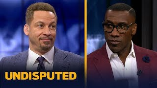 Chris Broussard reacts to Wade defending LeBron after criticism of Lakers' season   NBA   UNDISPUTED